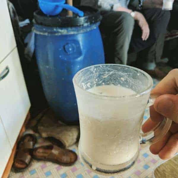 airag milk