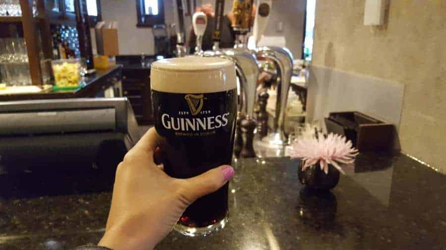 guinness beer in ireland