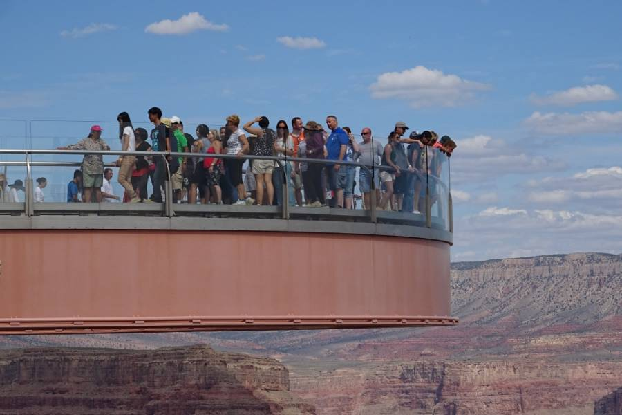 skywalk grand canyon