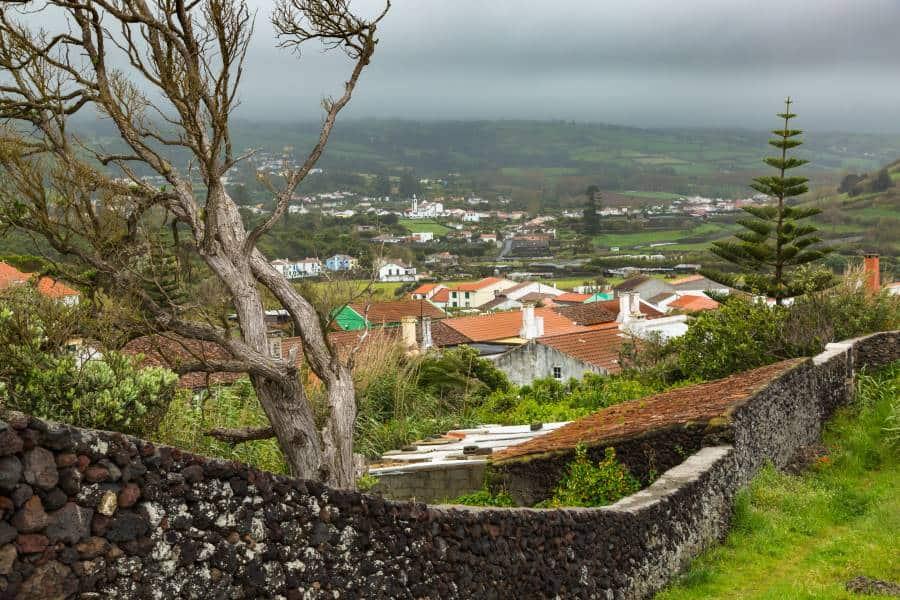 Sao Miguel Island,