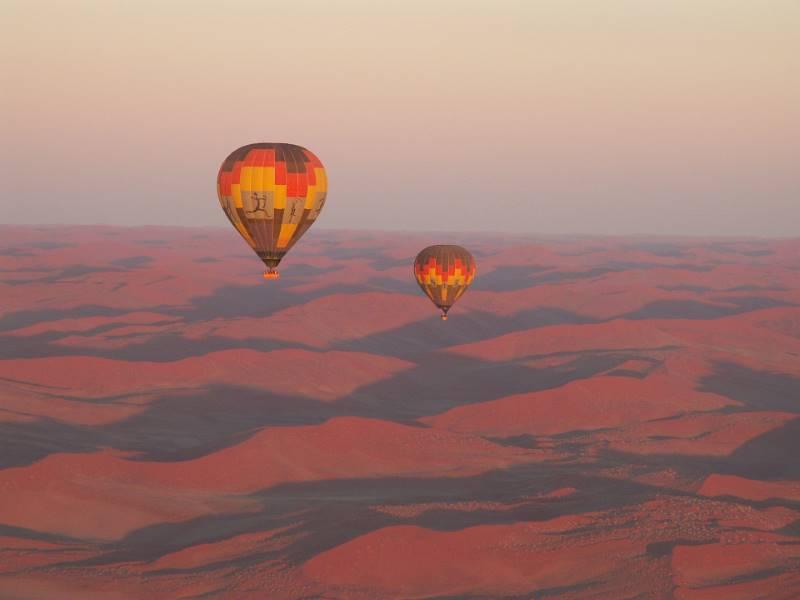 Sossusvlei balloon
