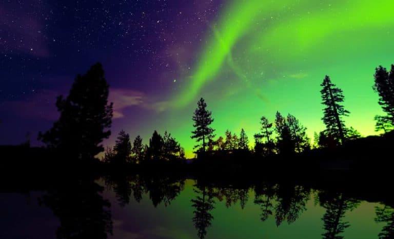 the northern lights bucket list