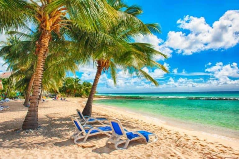 Caribbean island of Barbados