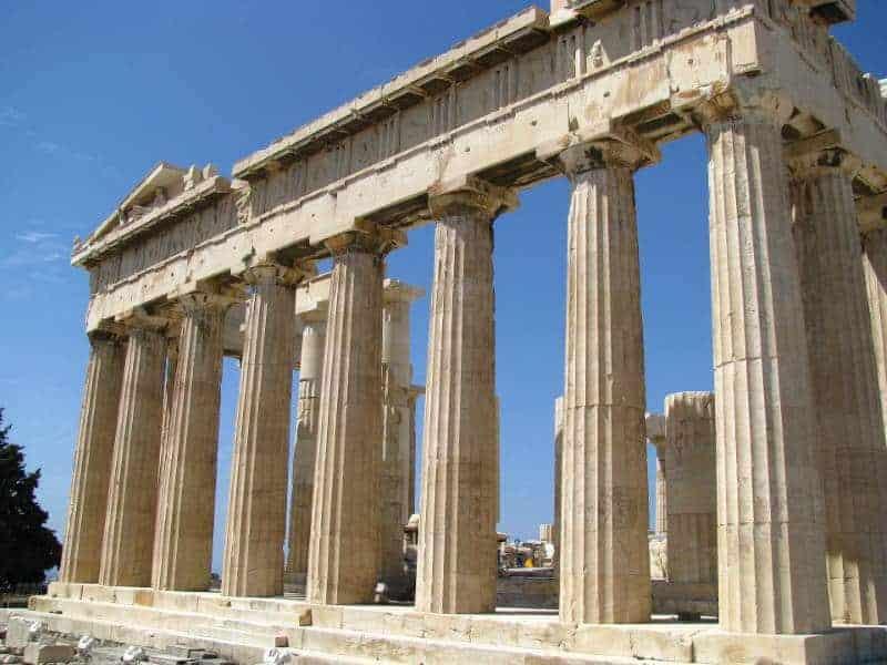 acropolis athens (