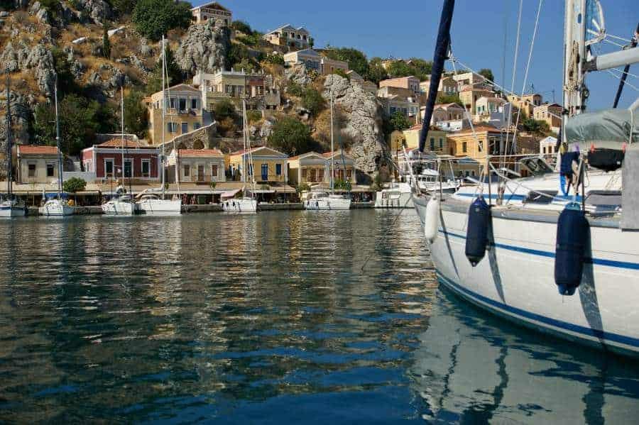 greek isand cruising bucket list