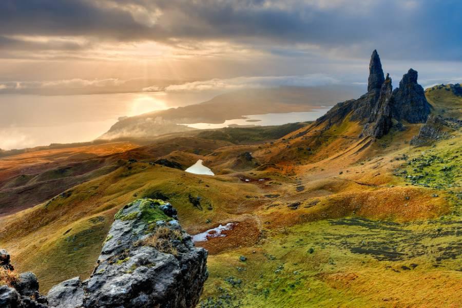 hills of skye scotland