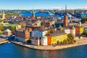 Stockholm, Sweden for your bucket list