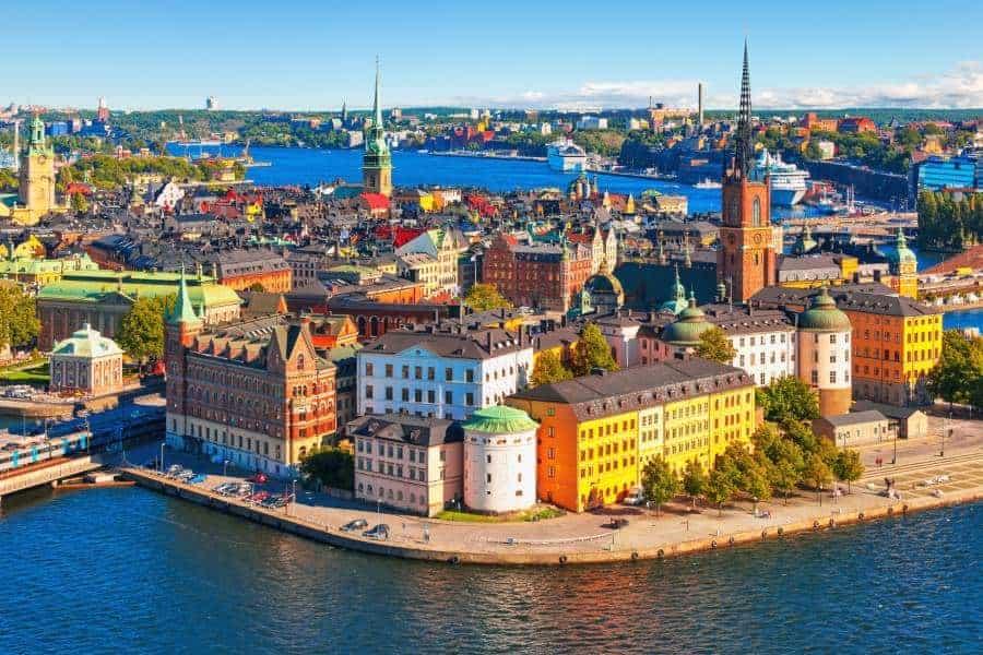 Stockholm, Sweden for your bucket list