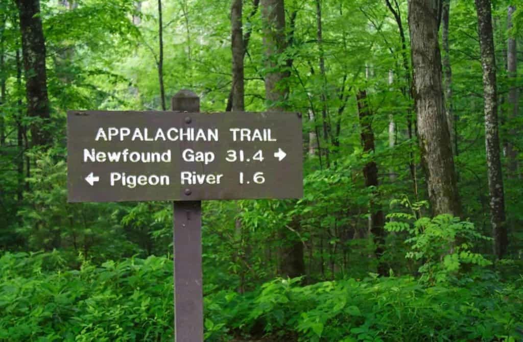 walk the appalachian trail