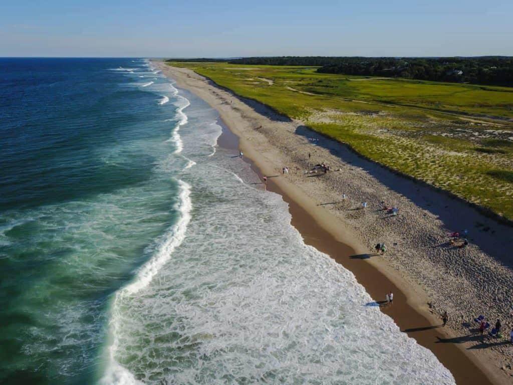 cape code beach