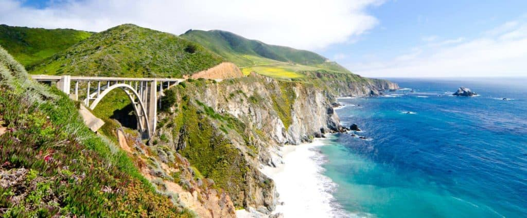 bixby bridge Monterey