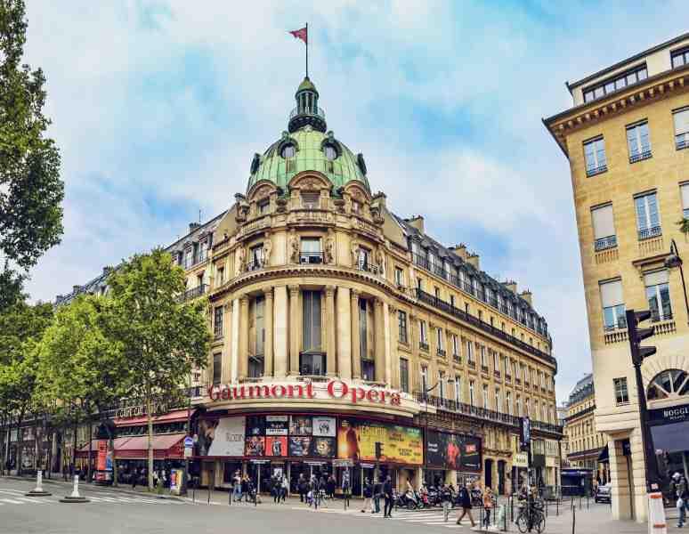 Gaumont Opera cinema, Paris, France