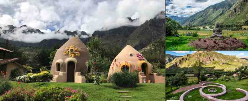 Sacred Valley Domes in Peru
