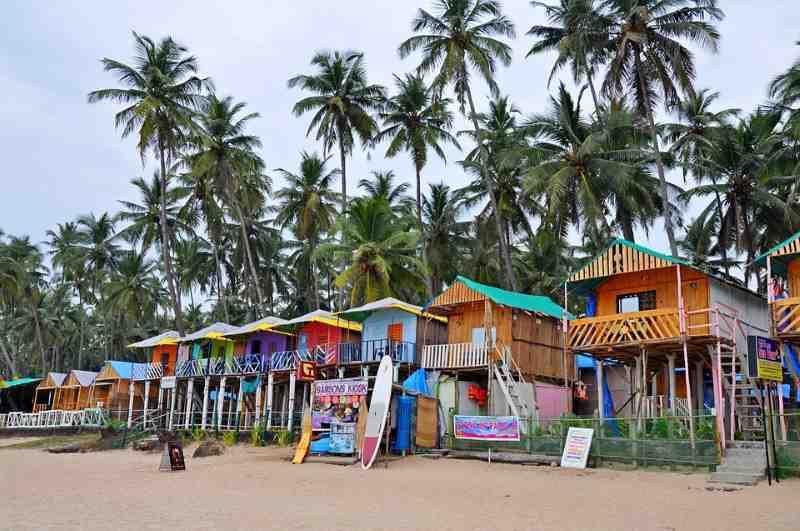 go beach huts