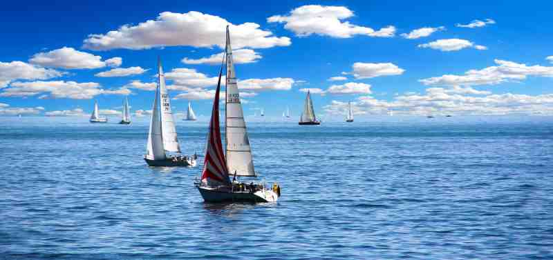 learn to sail bucket list