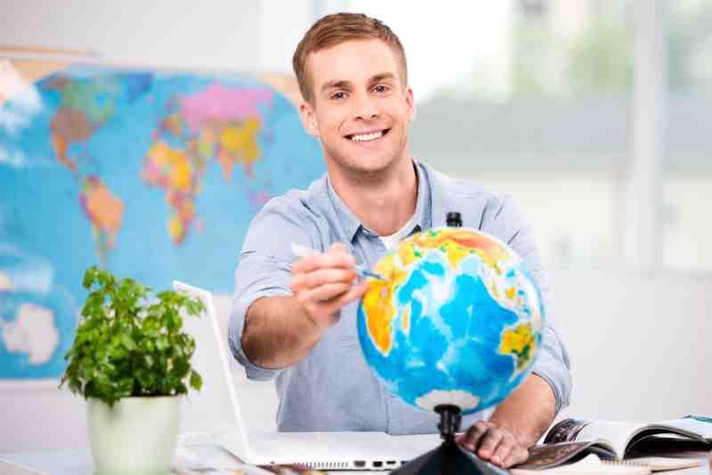 where to travel next globe