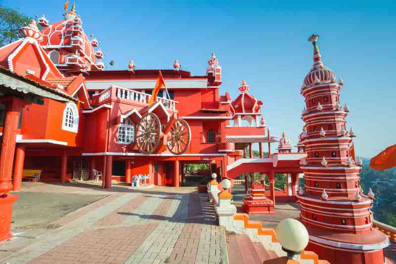 Maruti Temple panaji india