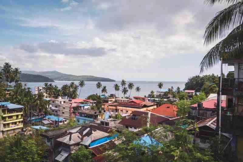 Port Blair India