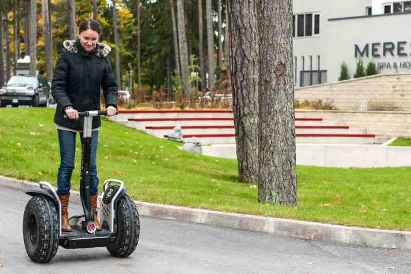 a segway bucket list