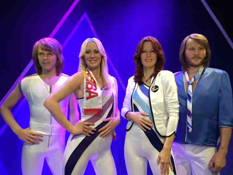 inside the abba museum