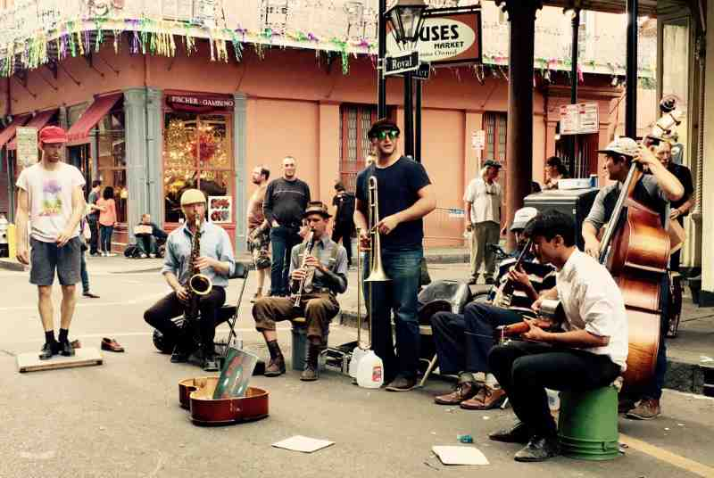 the blues new orleans