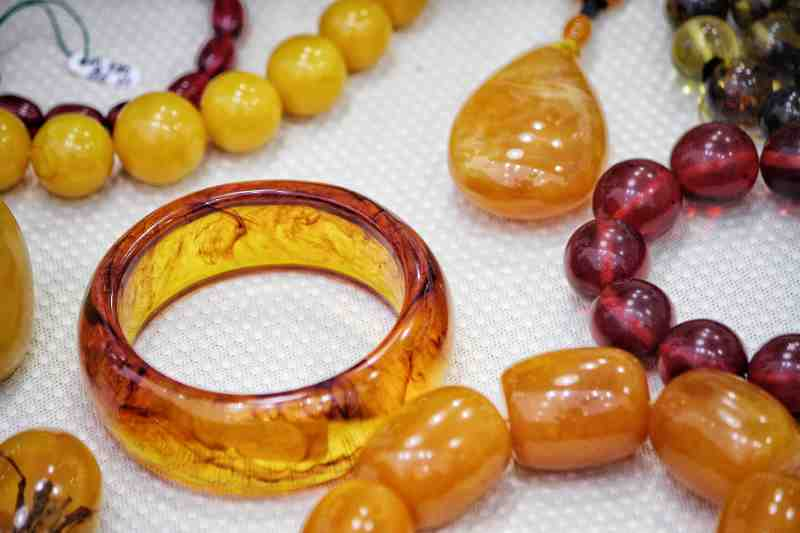 amber items