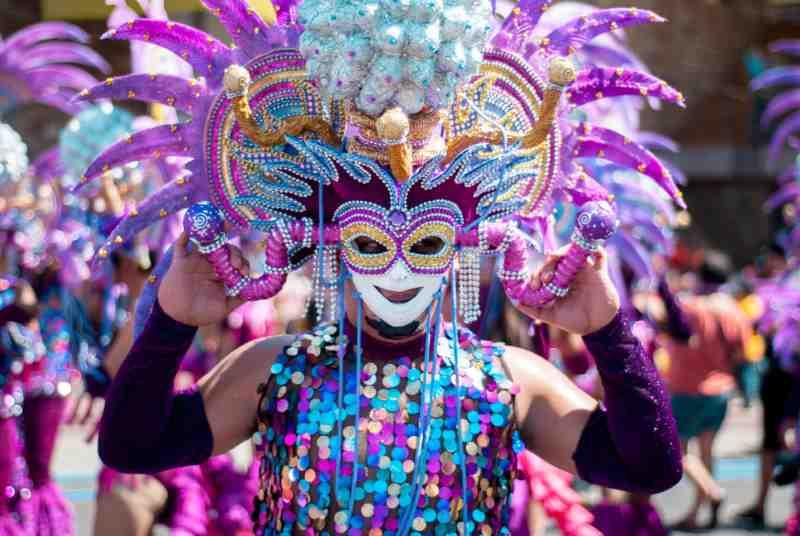 festival dress up